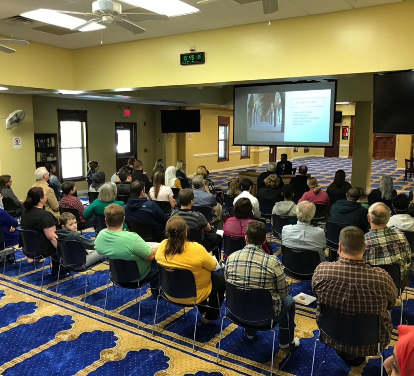 MIC OPEN MOSQUE DAY 2017